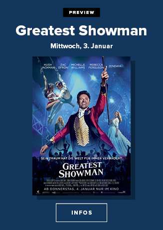 Preview: THE GREATEST SHOWMAN