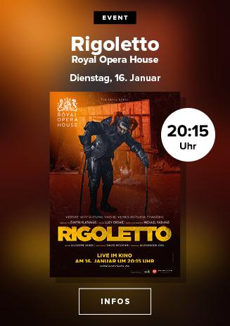Royal Opera House 2017/18: Rigoletto