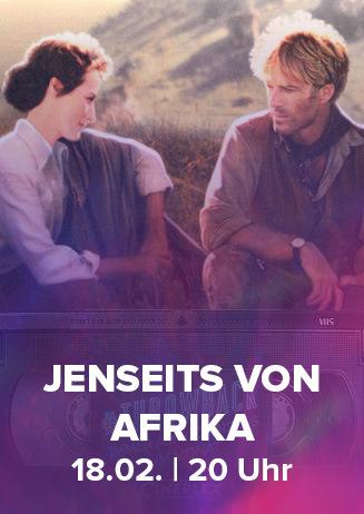 #throwback: Jenseits von Afrika
