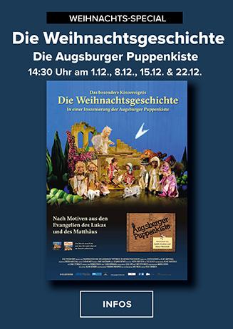 Special: Die Augsburger Puppenkiste bis 22.12.2019