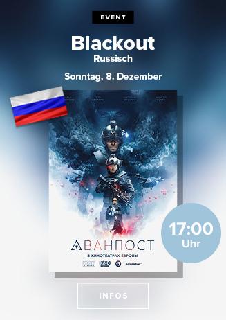 """Russische OV: """"Blackout"""""""