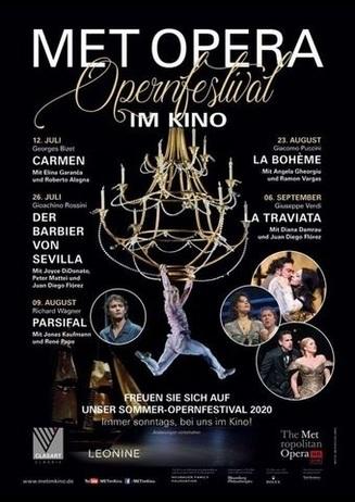 das MET Opernfestival: Rossini DER BARBIER VON SEVILLA