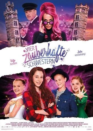 Familienpreview: Vier zauberhafte Schwestern