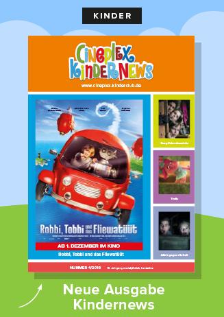 Cineplex Kinder News: Neue Ausgabe