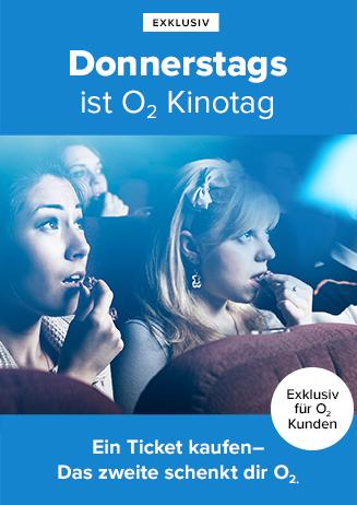 O2-Kino-Donnerstag