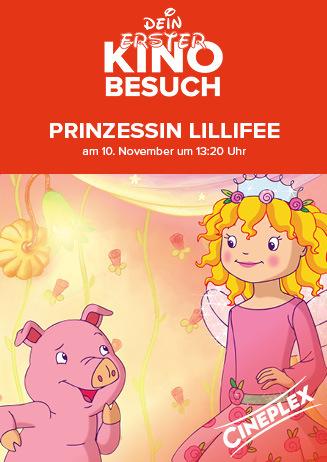 """Dein erster Kinobesuch: """" Prinzessin Lillifee"""""""