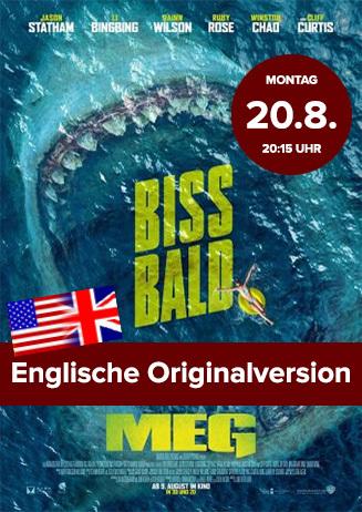 """Englische OV: """"Meg"""""""