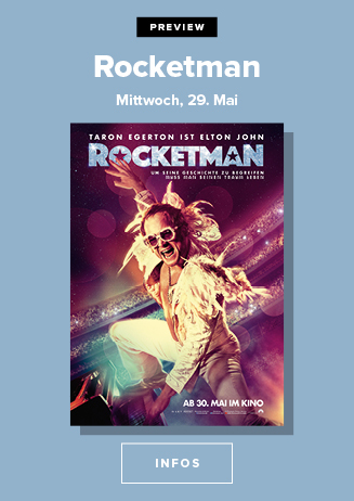 "Preview ""Rocketman"" am 29.05.2019"