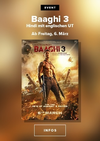 Bollywood: Baagh 3
