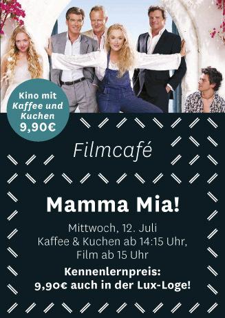 FilmCafé 12. Juli