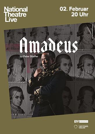 National Theatre Amadeus