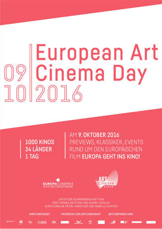 161009 European Art Cinema Day