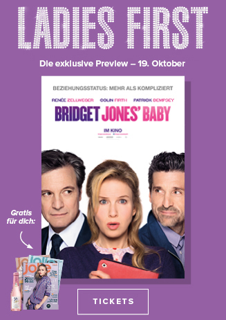 19.10. - Ladies First: Bridget Jones´Baby