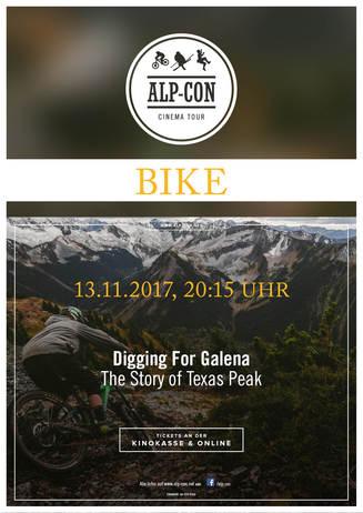 Alp-Con Cinema Tour: BIKE
