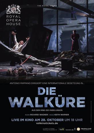 Royal Opera House: DIE WALKÜRE