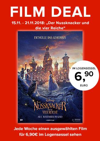 """Film Deal: """"Der Nussknacker und die vier Reiche"""""""