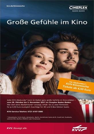 KVV Kinowoche