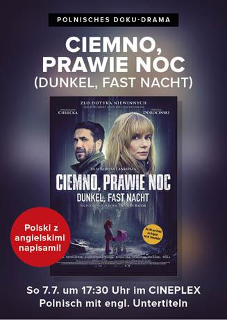 Polnischer Film: CIEMNO, PRAWI NOC