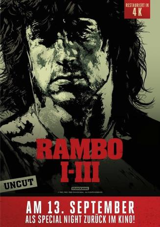 Special Rambo 1-3
