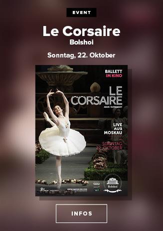 BolshoiBallett: Corsaire (LIVE-HD)