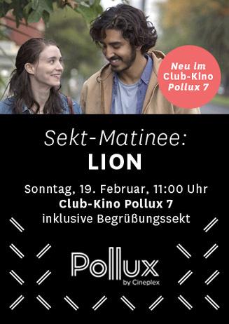 Sekt-Matinee: LION