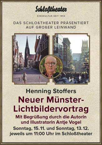 Henning Stoffers: Der neue Lichtbildervortrag