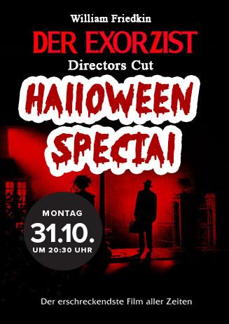 """Halloween Special: Der Exorzist"""" von William Friedkin"""