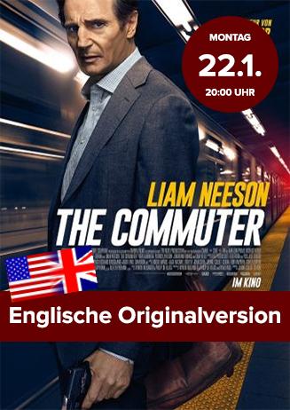 Englische Originalversion - The Commuter