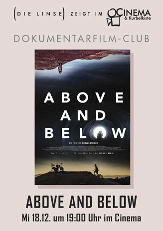 Dokumentarfilm-Club: ABOVE AND BELOW