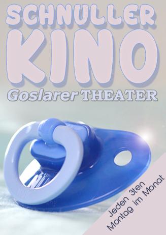 Schnullerkino im Goslarer Theater