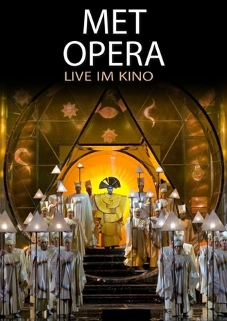 """Met Opera """"Die Zauberflöte"""" (Mozart)"""