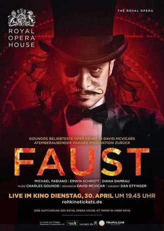 Royal Opera House 2018/19: Faust