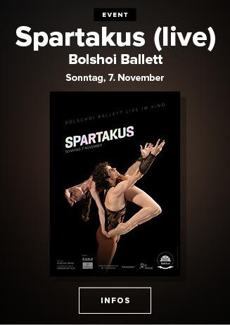 Bolshoi: Spartakus