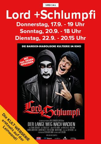 """200920-17 """"Lord & Schlumpfi"""""""