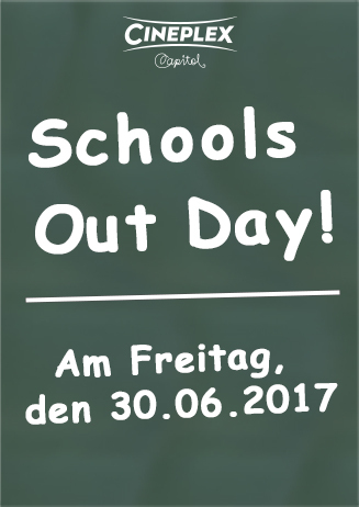 Schools Out Day!