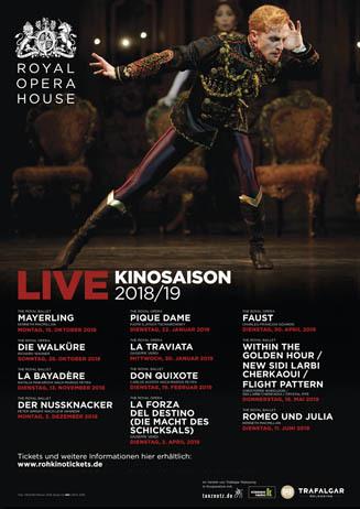 Royal Opera House London 2018/2019