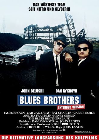 Special: THE BLUES BROTHERS EXTENDED VERSION