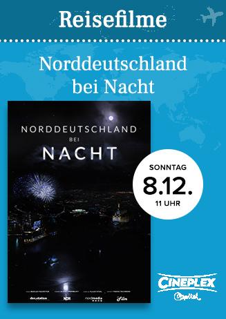 """Reisefilm: """"Norddeutschland bei Nacht"""""""