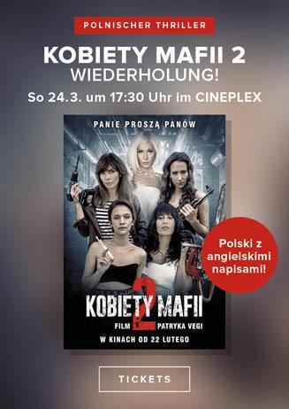 Polnischer Film: KOBIETY MAFII 2