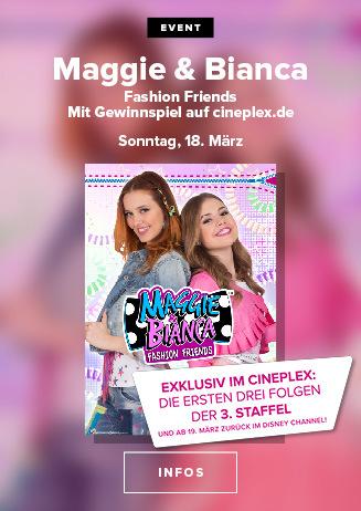 Maggie & Bianca Fashion Friends mit Gewinnspiel