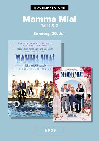 Doppel: Mamma Mia 1 + 2