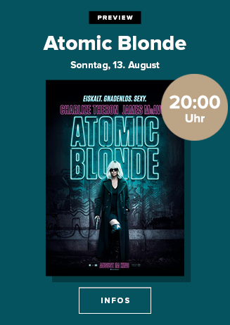 Preview - Atomic Blonde