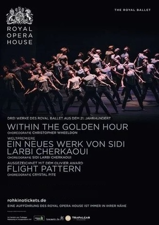 ROH: Within The Golden Hour / Medusa / Flight Pattern