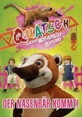 QUATSCH - Der Nasenbär live im Kino!