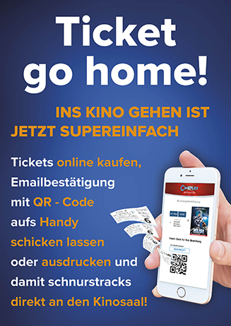 Ticket go home!