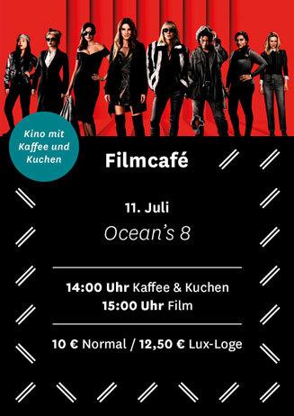 Filmcafé: Ocean´s 8