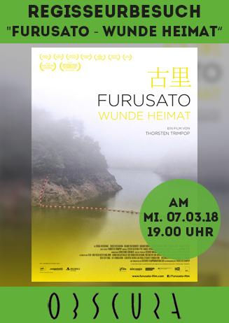 Regisseurbesuch: Furusato - Wunde Heimat