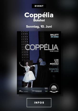 Bolschoi: Coppelia