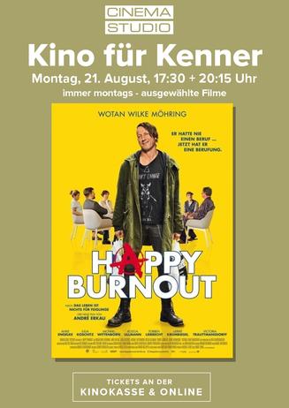 Kennerkino Happy Burnout