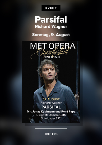 das MET Opernfestival: Wagner PARSIFAL